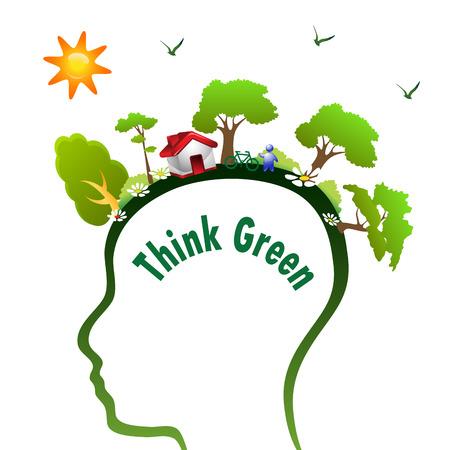 think green: pensar en verde