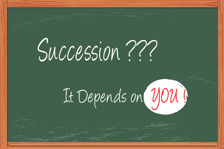succession planning: succession depends on you