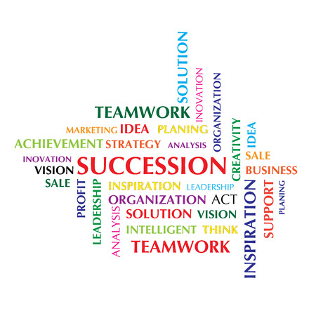 succession word photo