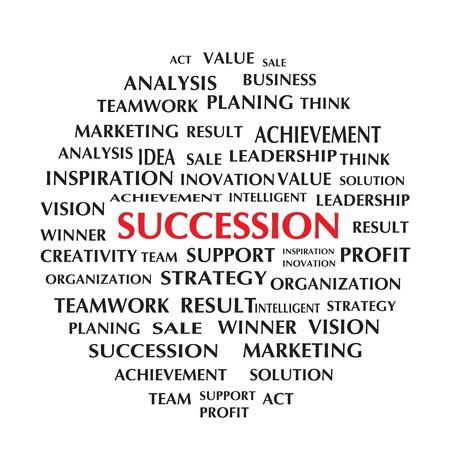 succession: succession