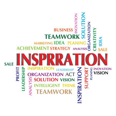 inspiration: inspiration Stock Photo