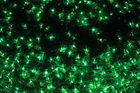 green light bulb: Green light bulb background