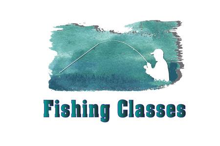 Fishing class photo