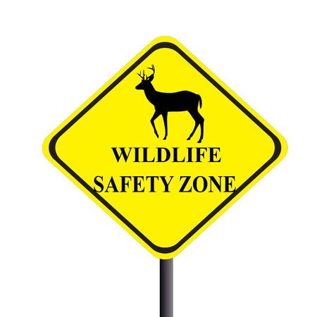 wildlife shooting: Safety zone