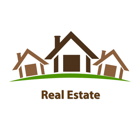 home owner: Real estate Stock Photo