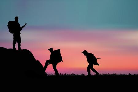 旅行: 旅行
