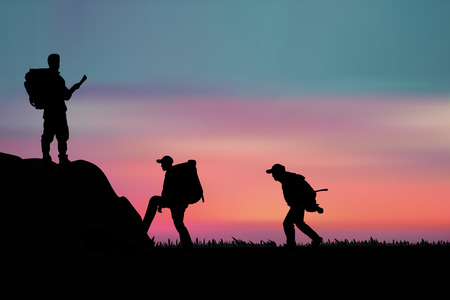 backpacking: Travel Stock Photo