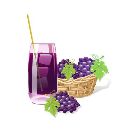 tasteful: Grape juice