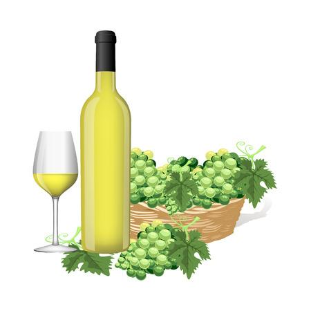 grape juice: White grape juice