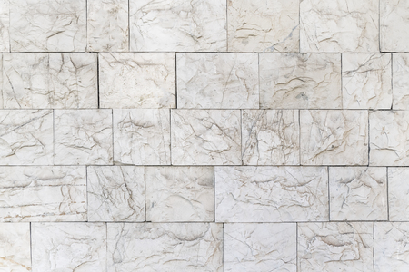 White relief stone tile, background, texture 스톡 콘텐츠