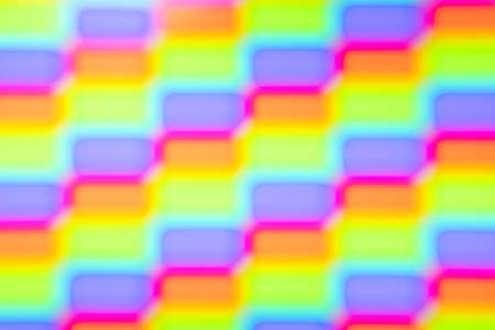 Abstract blurred rectangular background of colorful, Photo abstract rectangular patterned
