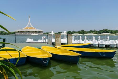 nation: The beautiful nation park at Bangkok Thailand. Editorial