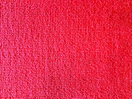 rug texture: Red carpet in the room and office.