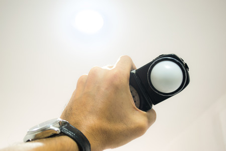 intensity: Photometer is an instrument for measuring the intensity of light.