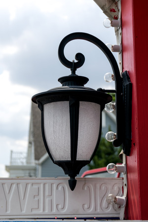 sconce: Beautiful classic Vintage wall lamp.