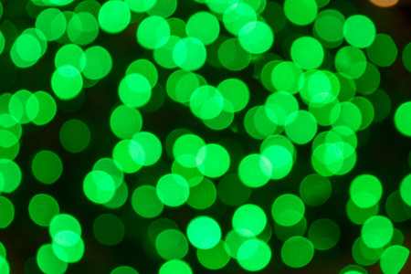 bokeh background: Colorful blurred bokeh of lights background.