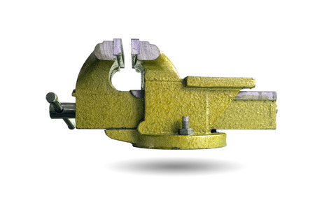 constrict: Bench clamps are an important tool in engineering and industrial design.