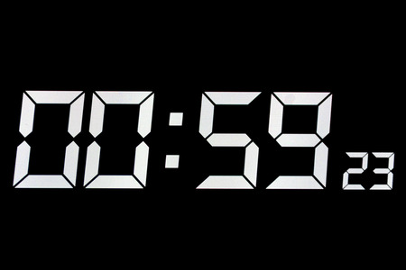 Digital clock timer and alarm for wake up.