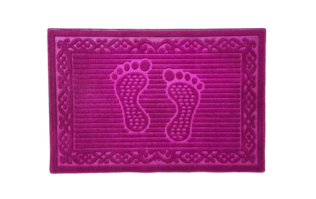 doormat: Colorful doormat for house and office.