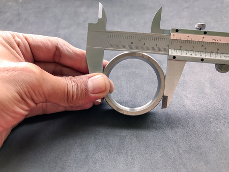 Vernier caliper is an indispensable tool in industrial applications for measuring the length, thickness, and depth of work pieces with precision.
