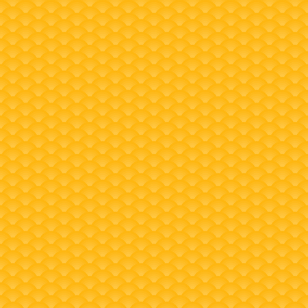 Vector illustration graphic design of yellow seamless pattern background concept for Chinese new year.