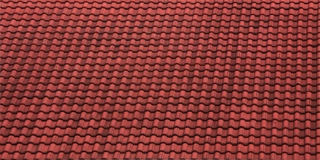 Red Roof Texture photo