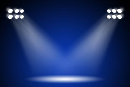 pallino: Fase luci sfondo, carta da parati