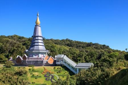 Doi Inthanon national park, ChiangMai, Thailand photo