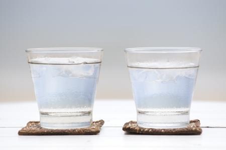 longdrink: Glass of water