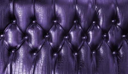 Upholstery leather pattern background and texture photo