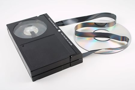 Old versus new video technology