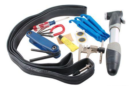 necessities: Bicycle emergency repair kit