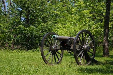 mimo: La guerra civil en Pulaski Cannon Arkansas bater�a, Wilsons Creek, MO