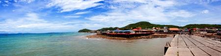 Panorama of Lahn Island