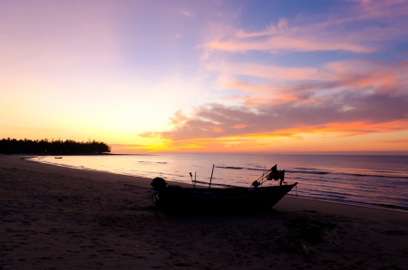 colorfulness: Morning of Thailand Stock Photo