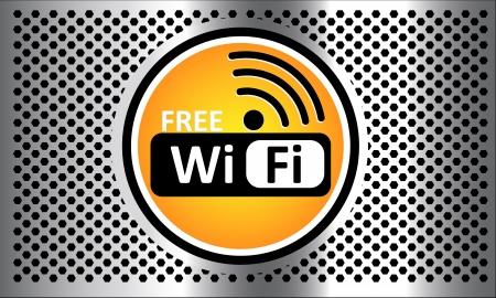 immagine gratuita: Wifi gratuito Vettoriali