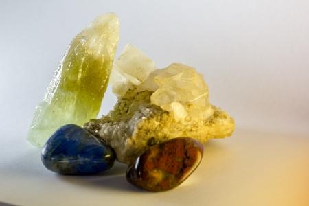 esoterik: Minerals