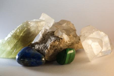 quarz: Minerals