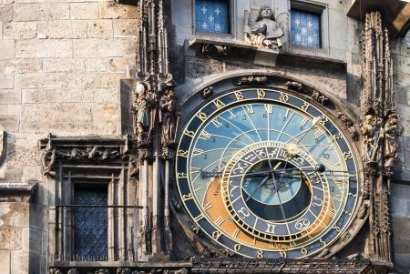 Astronomical Clock in Prague, Czech Republic Stock Photo - 16007343