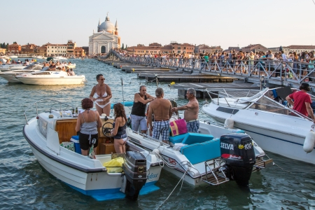 redemption: Redentore Festival in Venice for the redemption of the plague