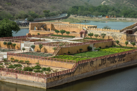 amber fort: Famous Rajasthan landmark - Amer  Amber  fort, Rajasthan, India