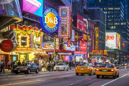 マンハッタン タイムズ スクエア