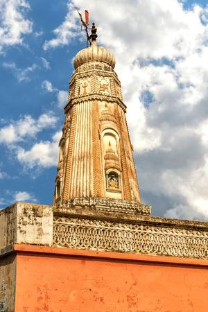hinduism: Templo hinduismo en Rajastan India Asia