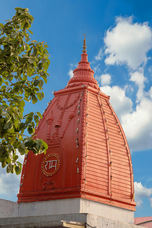 devotions: Hinduism temple in India, Rajastan Asia