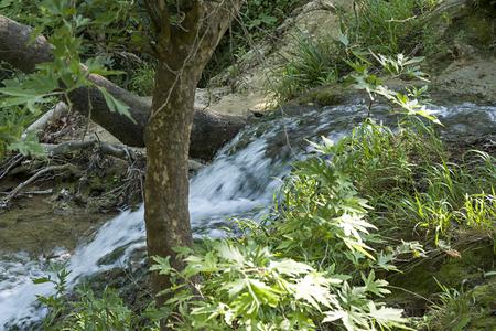 Waterfall Duden, Turkey