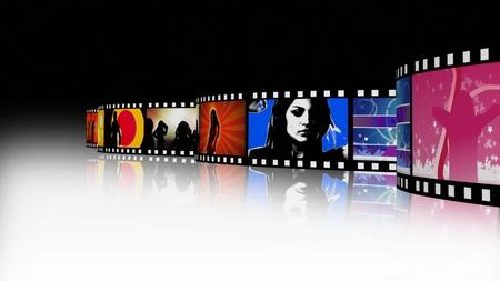 filmroll: Music and Dance Film Reel