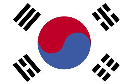 federation: South Korean Flag