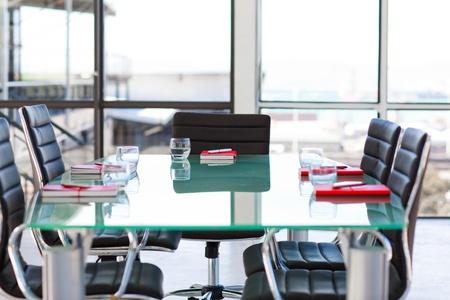Empty Corporate Meeting Room Stock Photo - 10114941