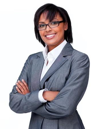 glass eye: Confianza empresaria usan gafas