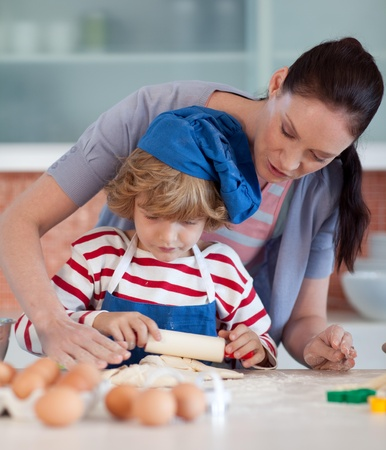 Mother interacting with her young child Stock Photo - 10074734